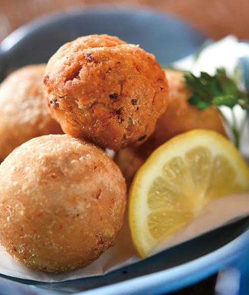 元祖 金魚の沖縄コロッケ