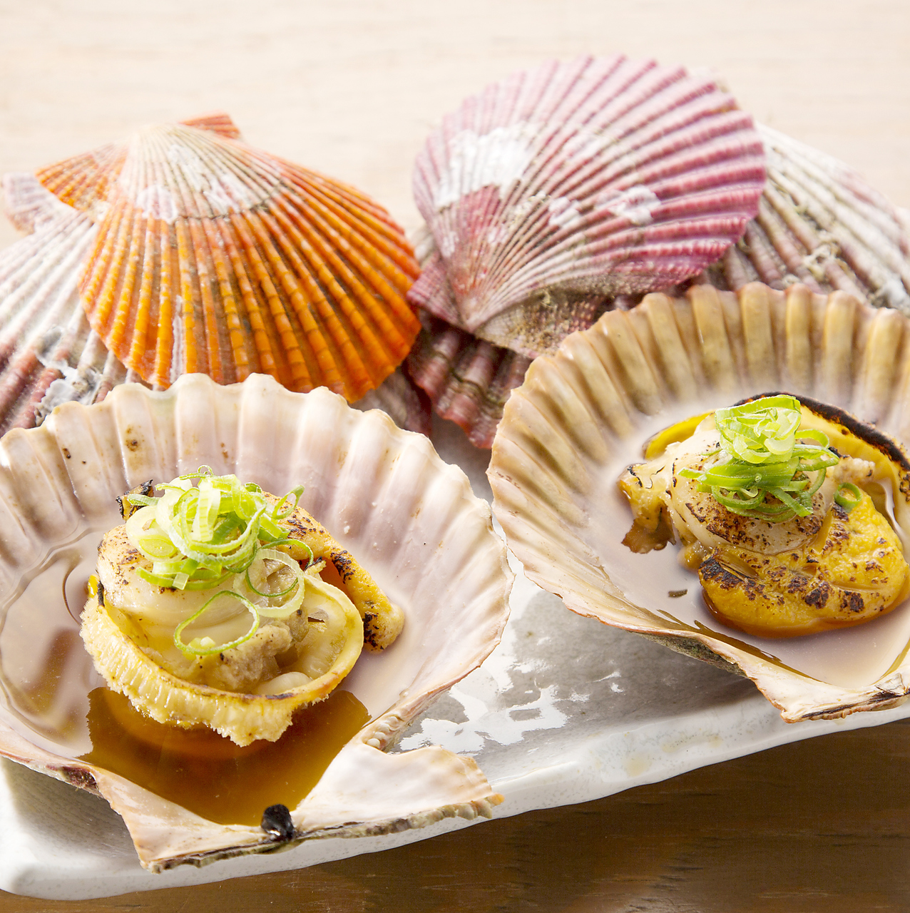 長太郎貝の浜焼き(1枚)