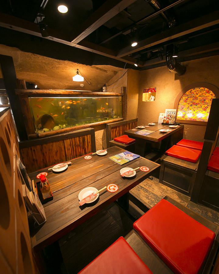 沖縄料理 金魚 三宮本店画像2