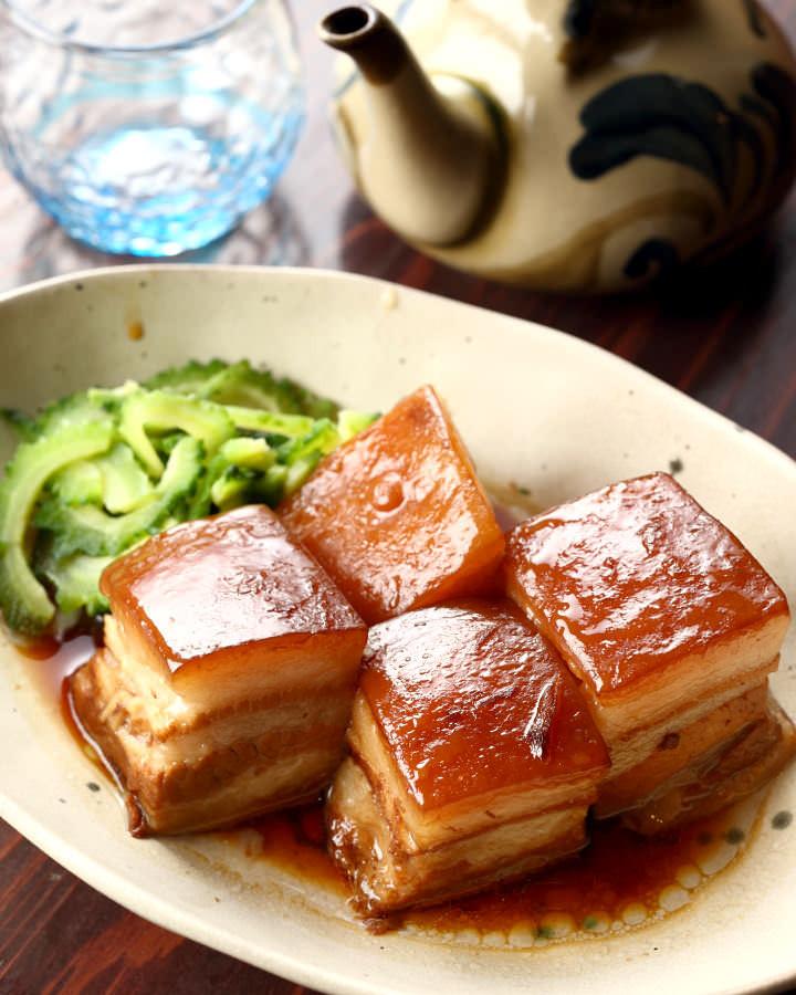料理長のこだわりラフテー(沖縄風豚の角煮)